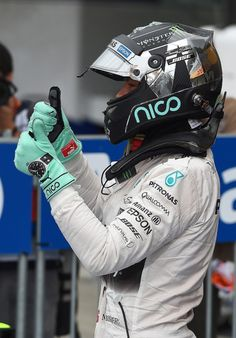 Nico Rosberg Suzuka 2015