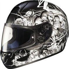 HJC CL-16 Virgo Women's Full Face Helmet - Chaparral Motorsports