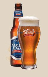 Men like Beer......a lot.  Sam Adams is definitely a 8 on the 10 scale.