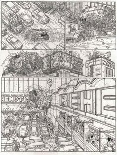 geof darrow « SPACE IN TEXT