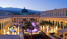 Gran Melia Palacio de Isora Tenerife - hotel recommended by Danny Best Hotel Deals, Best Hotels, Amazing Hotels, Holiday World, Hotel Stay, Canario, Canary Islands, Travel Agency, Wayfarer