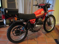 The Honda XL (and other vintage singles) thread! - Page 35 - ADVrider