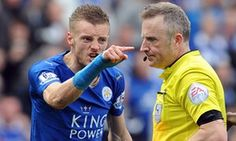Leicesters Jamie Vardy accepts FA charge but hopes to avoid extended ban
