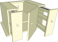 Plans Projects In this Video Workshop series Step by step With the base built Commercial cabinet
