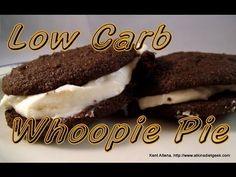 Easier Low Carb Whoopie Pie