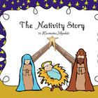 The first Christmas (Nativity) story in a simple and comprehensive way for children in Pre-K and Kindergarten. You can use this in the reading/lite...