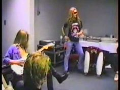 Layne Staley Dancing (Mike & Sean, too) Sympathy for the Devil, The Rolling Stones