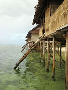 Raja Ampat - Kri Eco resort, Papua by rizaajeh15, via Flickr