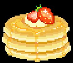 13 Meilleures Images Du Tableau Pixel Art Food Bead