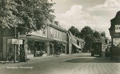 Dorpsstraat Nunspeet (jaartal: 1950 tot 1960) - Foto's SERC