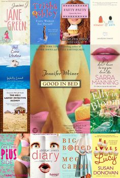 The BEST BOOKS for PLUS SIZE GIRLS