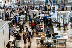 Be prepared for the check point protocol – have ID ready, remove ...