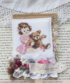 Mon imagier rétro, Véronique Enginger. Cross Stitch Baby, Cross Stitch Embroidery, Cross Stitch Patterns, Stitches Wow, Vintage Cross Stitches, Le Point, Needlepoint, Needlework, Projects To Try
