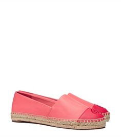 add2036d96ff Tory Burch Color-block Flat Espadrille Skinny Jeans Heels
