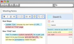 Educational Technology and Mobile Learning: 5 Excellent Web Tools to Teach Collaborative Writing