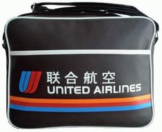 united airlines flight bag
