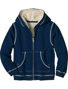 Supercozy Fleece Lined Hoodie from Hanna Andersson