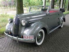 cruze-n:  1937 Chrysler convertible