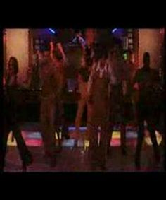 Disco dance scene from Boogie Nights