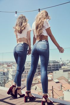 We Love LiaJeans :) looks - Lady Addict Curvy Outfits, Sexy Outfits, Amo Jeans, Sweet Jeans, Girls Jeans, Mannequin, Sexy Women, Female, Country Girls Outfits