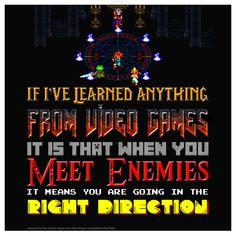 Video Game Logic via Reddit user kiko66613