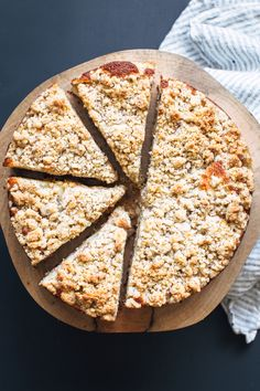 Nectarine Coffee Cake Recipe