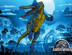 Suchomimus by kingrexy Godzilla, Jurassic Park World, Prehistoric Creatures, Steven Universe, Monster High, Shadow Dragon, Dinosaur Art, Deviantart, Raptors