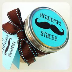 Father's Day Gift: Daddy's Stache | Free Printable - Popsicle Blog