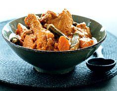 Chicken Stew with Okra