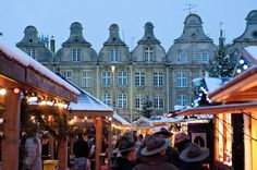 Arras Christmas market runs from 29 November to 29 December 2013