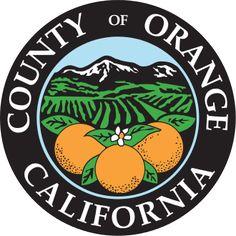 Seal of Orange county Ca