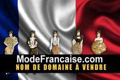 modeFRANCAISE.com domain name for sale, mode francaise, un excellent nom de nomaine pour vendre des vêtements de marque, mode francaise, grand couturiers...