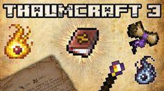 Мод Thaumcraft фактически делает Minecraft игроков магами, путем добавления различных типов потребностей в игру, каждый из которых может помочь игроку принять различные