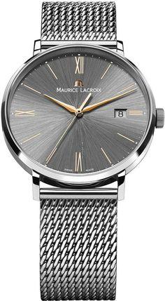 My new timepiece Maurice lacroix eliros 812