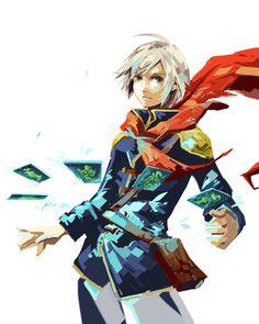 Ace (Final Fantasy Type-0)/#865954 - Zerochan