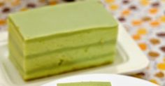 Following my first successful attempt in making this cake, I only posted a photo of the finished product in my blog without furthe... Pandan Layer Cake, Cotton Cake, Japanese Cheesecake, Pastry And Bakery, Asian Desserts, Moist Cakes, Filipino, Sweet Tooth, Pine