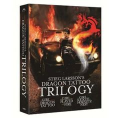 Stieg Larsson Trilogy-Girl with the Dragon Tatoo, Girl Who Played with Fire, Girl Who Kicked the Hornet's Nest -- best writing ever