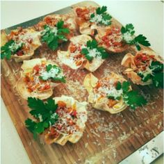 Pepperoni&Oat&Peanut in a thin of Dough with a parmesan&parsley -OKitchen