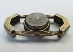Solid Fidget Spinner with weight.  For more awesome Fidget Spinners & Toys find us @www.dizzyspinners.com Sale On Now!