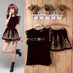 http://www.paccony.com/product/Lotus-Gilding-Shirts-Embroidery-Golden-Furry-Skirts-Suits-Two-Pieces-25703.html