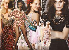vogue geometric fashion - Google Search