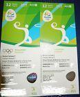 #Ticket  2 Tickets Basketball Rio 2016 12.08.Olympia OlympicGames Mens China- Australia #deutschland