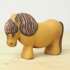 Lisa Larson - horse or pony
