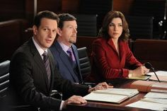 """""""The Wheels of Justice""""--Alicia and Will go to trial unprepared when they learn that an impending Supreme Court ruling could result in Colin Sweeney being jailed for life, on THE GOOD WIFE, Sunday March 31 PM, ET/PT) on the CBS Television 33925533 Josh Charles, Julianna Margulies, The Lives Of Others, Good Wife, Good Things, Wheels, Supreme Court, Guilty Pleasure, Career"""