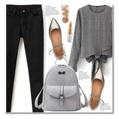 """""""#79"""" by aida-nurkovic ❤ liked on Polyvore featuring Sigerson Morrison, Mariah Carey and In Your Dreams"""