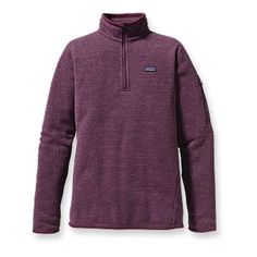 Patagonia Women's Better Sweater™ 1/4-Zip. hell yeah just ordered this