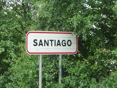 destination camino , Santiago de compostella