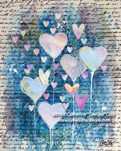 art journal mixed media inspiration CeeCee's Creations with a journal page; May 2016 Mixed Media Journal, Mixed Media Collage, Collage Art, Collages, Kunstjournal Inspiration, Art Journal Inspiration, Art Journal Pages, Art Journals, Art Journal Backgrounds