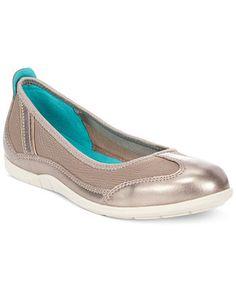 Ecco Women's Bluma Summer Ballerina Flats