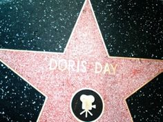 Doris' star on the Hollywood Walk of Fame.